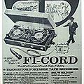 1964 - la k7 efface la bande magnétique