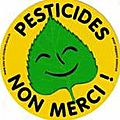 Pesticides : les preuves du danger s'accumulent...