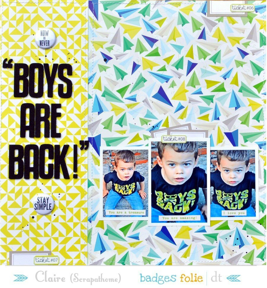 {boys are back !}