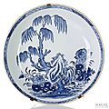 Qianlong blue and white porcelain at nagel,