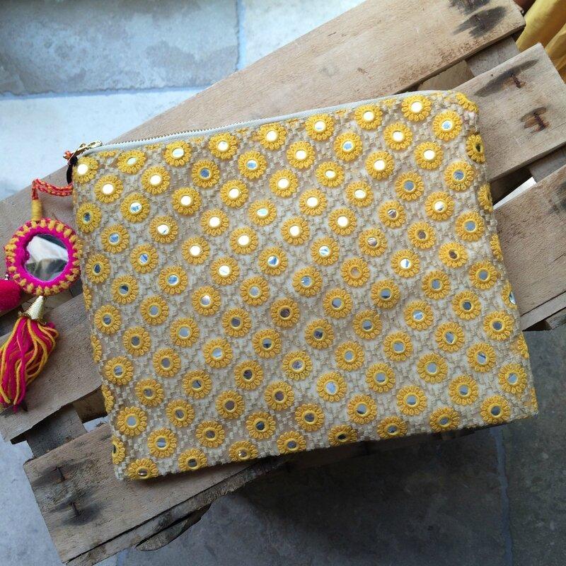 Virginie Berman pochettes et bijoux printemps 2016 Boutique Avant Après 29 rue Foch 34000 Montpellier (3)
