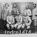 La découverte du soldat russe, champagne 1916