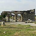 Nécropole de Hiérapolis