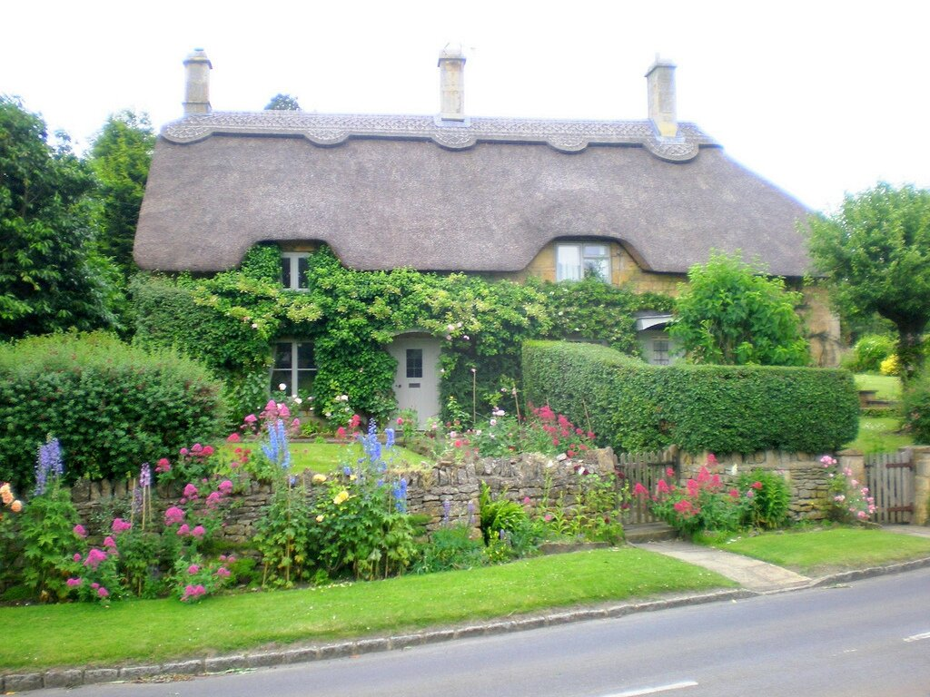 Dans un cottage le cottage de gwladys for Jardin de cottage anglais