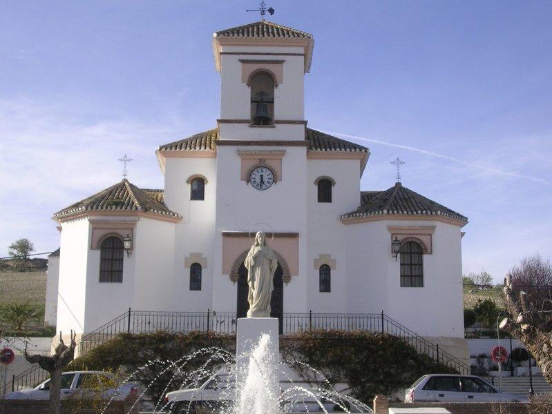 ARENAS DEL REY (ermita)