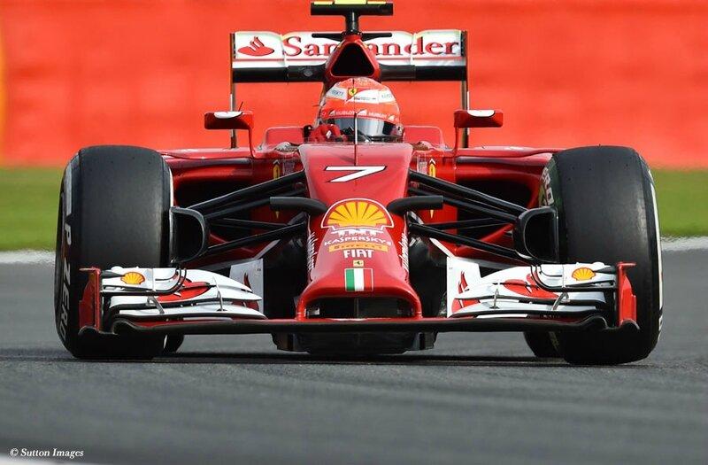 2014-Spa Francorchamps-F14 T-Raikkonen