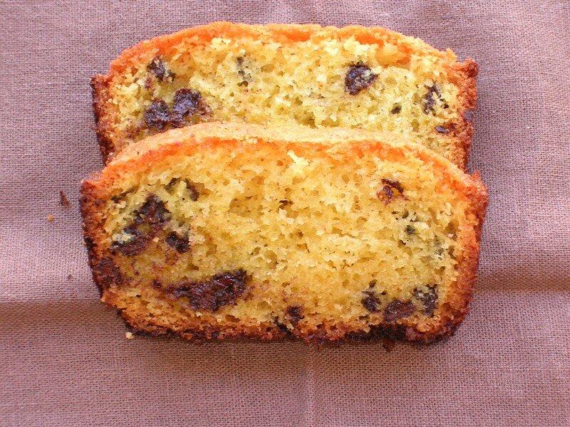 Cake P Ef Bf Bdpites De Chocolat Noix De Coco Sans Yaourt
