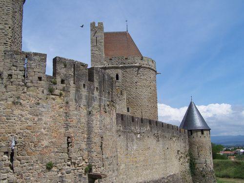 Carcassonne-tour du Trésau