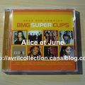 CD promotionnel BMG Super Clips/Sk8er Boi-Corée (2003)