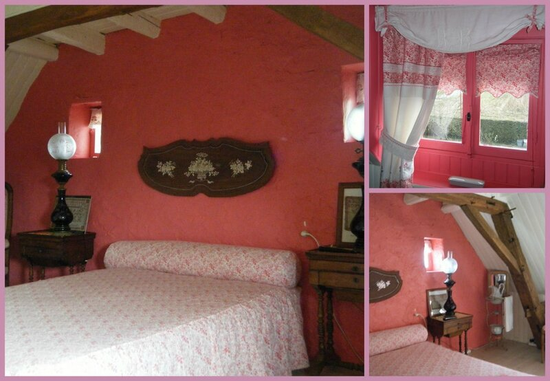 ECOMMOY Chambre rose