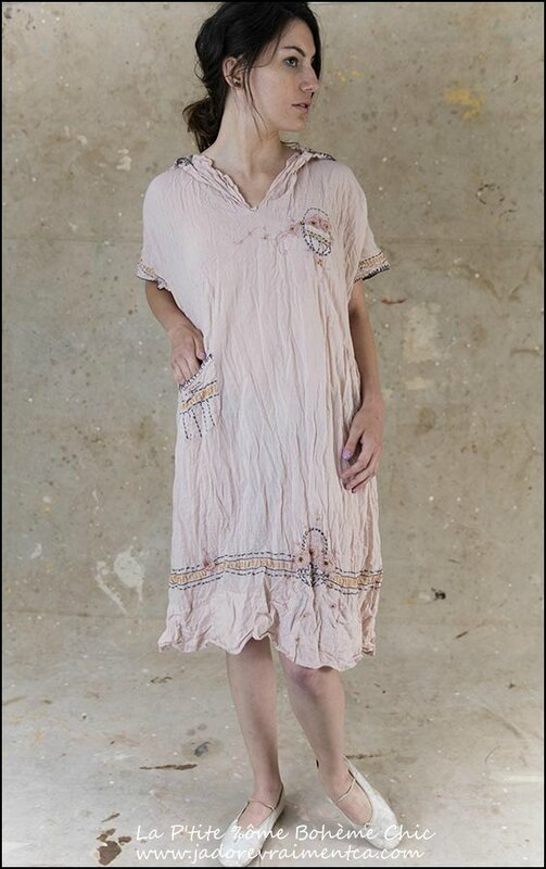 Frida Garden-Dress 404 – Pink Grapefruit