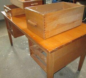 Bureau classique relook patine production - Bureau classique ...