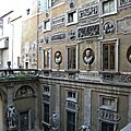 Palais mattei di giove - rome - italie