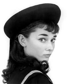 Audrey dans Gigi