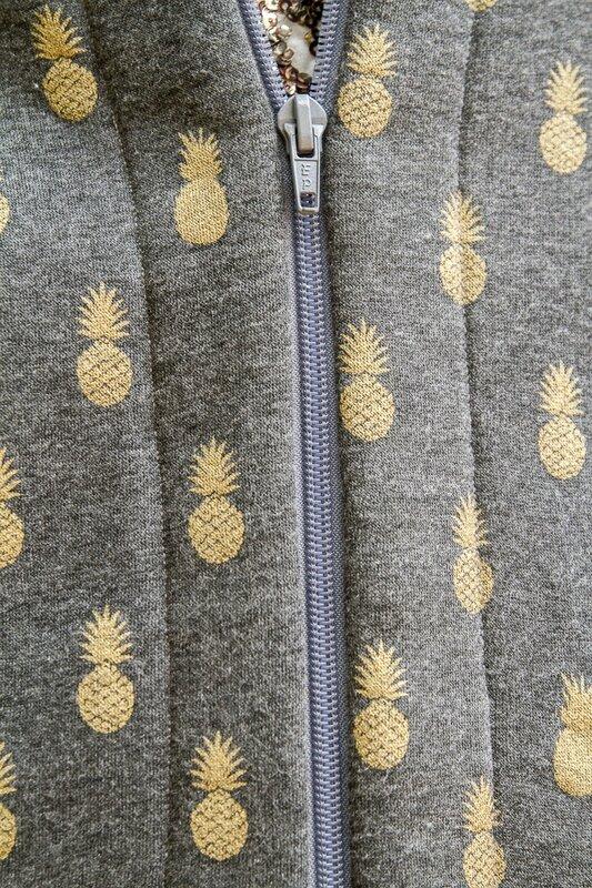 veste ananas 3