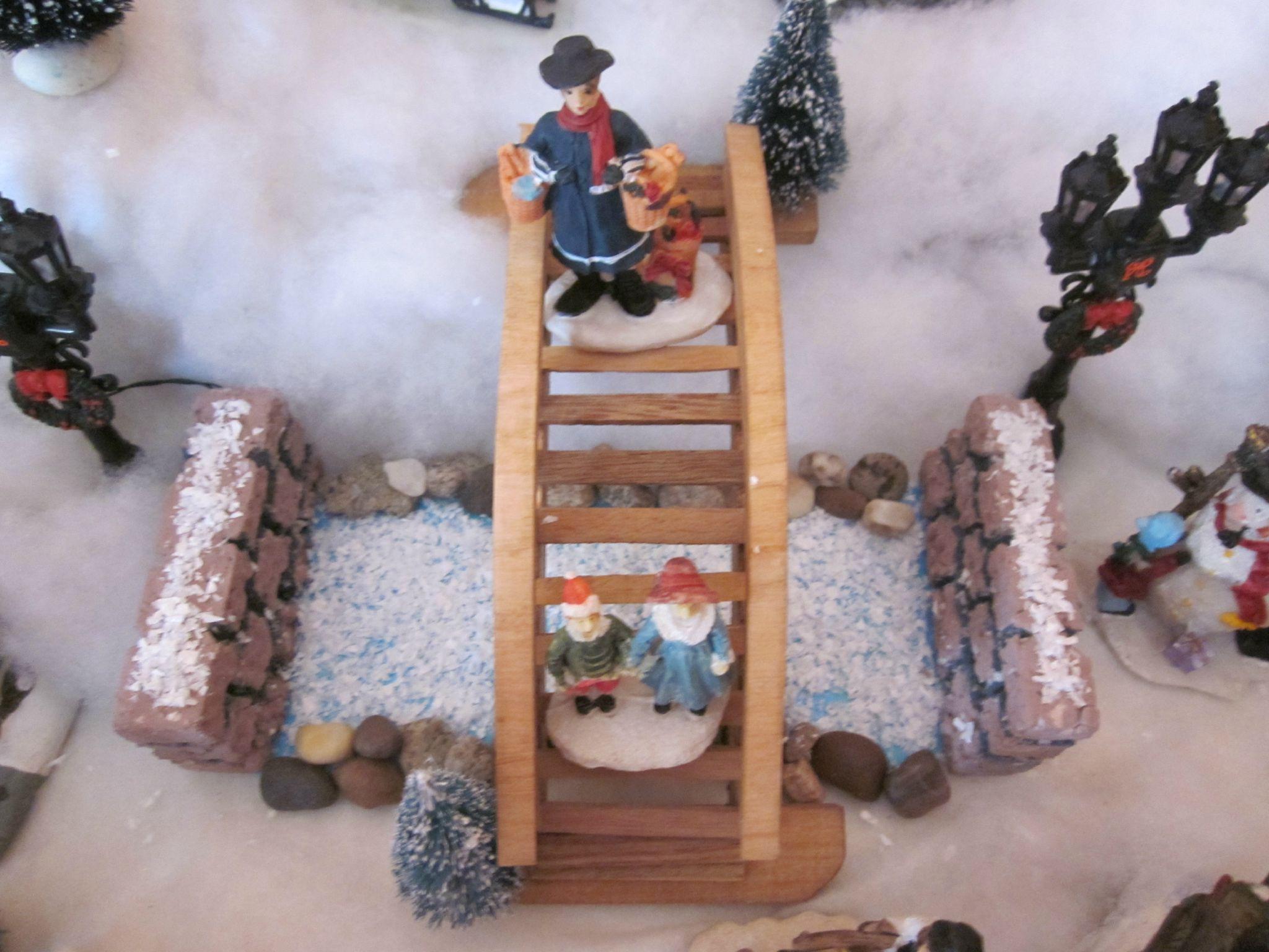 #8D5E3E IMG 6139 Photo De Village De Noël 2012 Recettes Et  6117 décoration de noel village 2048x1536 px @ aertt.com