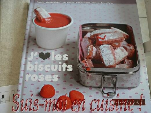 Mini-Charlottes aux Biscuits Roses & Pistaches