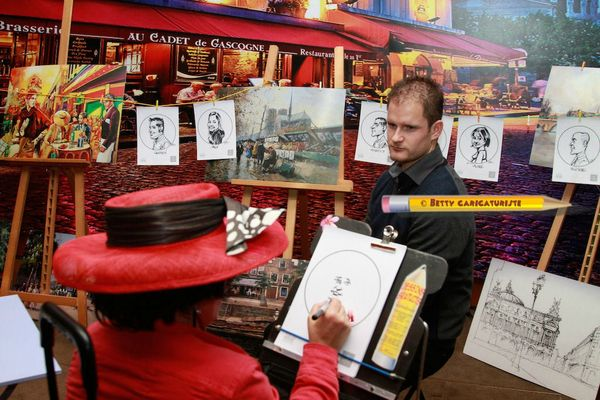 caricaturiste strasbourg caricature
