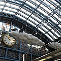 Londres St Pancras station
