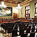 Salle des audiences solennelles