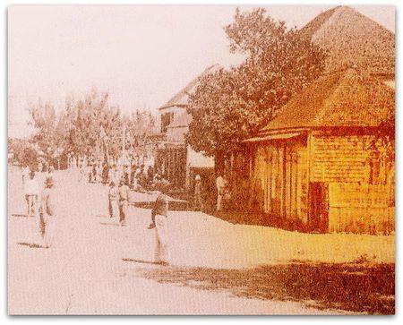 Village du Port vers 1900