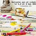 Retraites zen et créatives