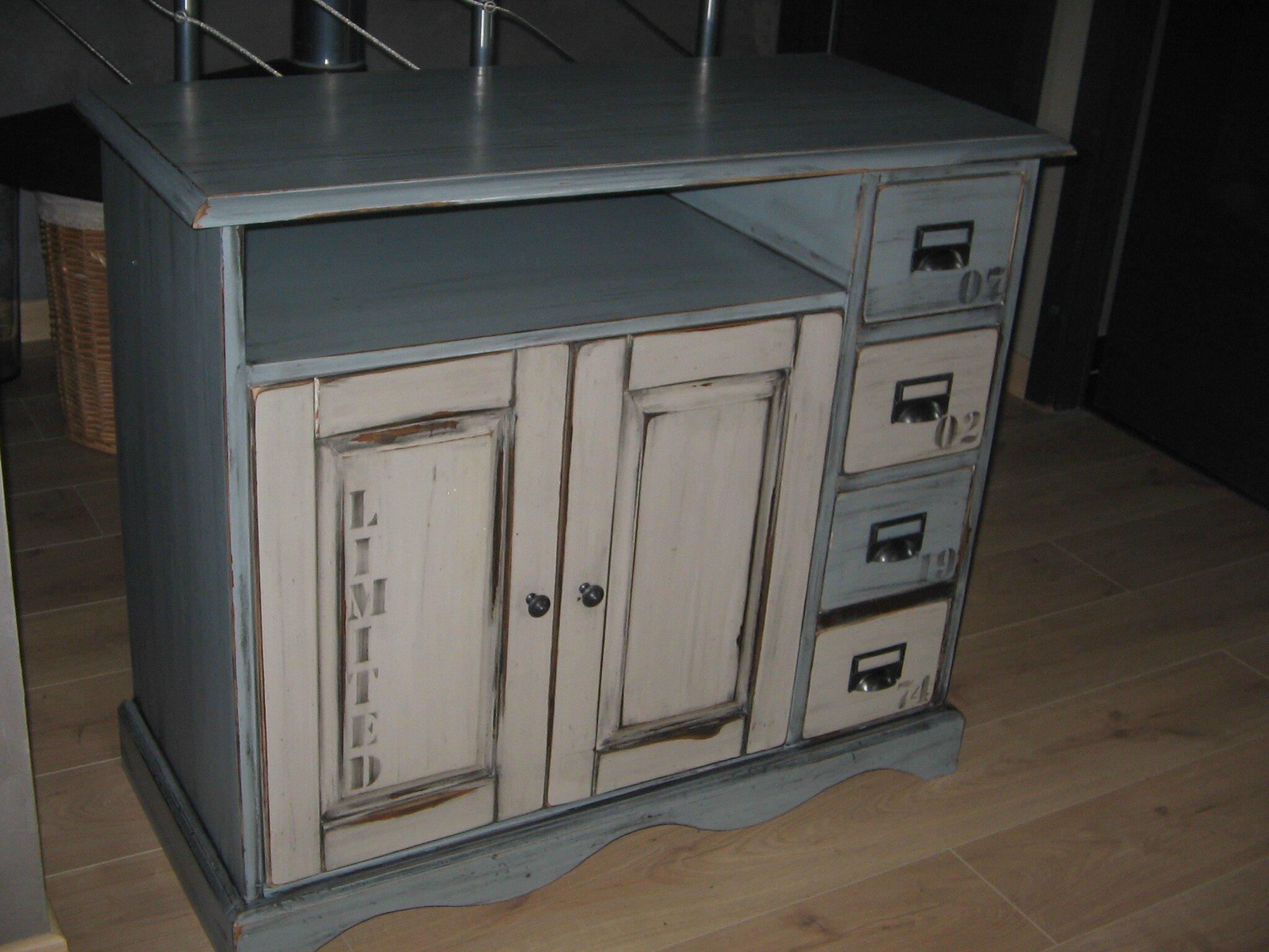 Relooker meuble pin interesting repeindre bahut chene for Relooker ses meubles anciens