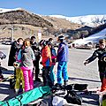 7 janvier 2017 Ski La Foux