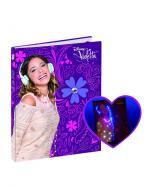 Journal intime lumineux Violetta - Giochi Preziosi - Prix indicatif : 22.90€