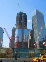 Freedom Tower 2011