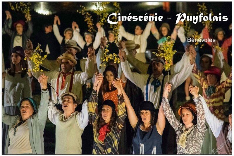Sont ils tous Bénévoles au Puy du Fou (5)