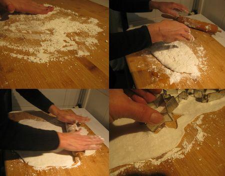 Pâte à sucre étal
