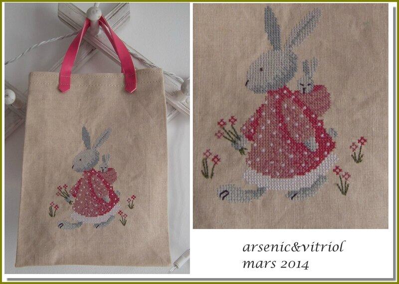 sac petit lapin