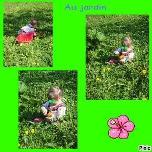 photocollagemanon jardin