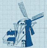 hollande 01 moulin machine