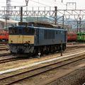 EF 64 1048, Tsuwano depot