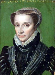 Marguerite de France (Kunsthistorisches museum)