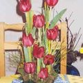 art floral - tulipes folies
