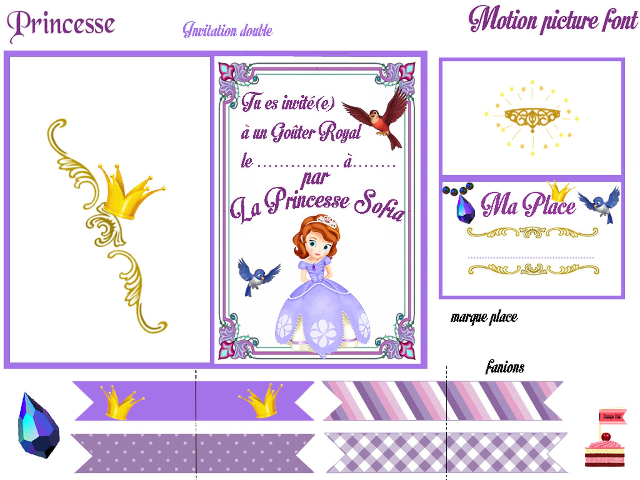 Diplome de princesse imprimer - Telecharger princesse sofia ...