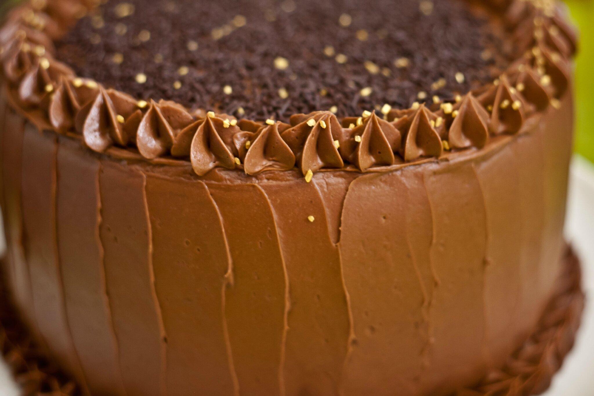 le layer cake choco noisette vanille et caramel au beurre sal 233 mes tribulations gourmandes
