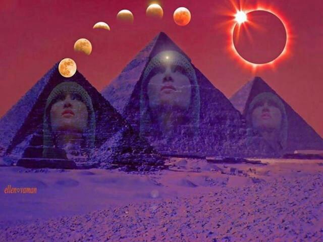 Judith Kusel – Le Changement des Bandes de Fréquences Vibrationnelles (par translightml)