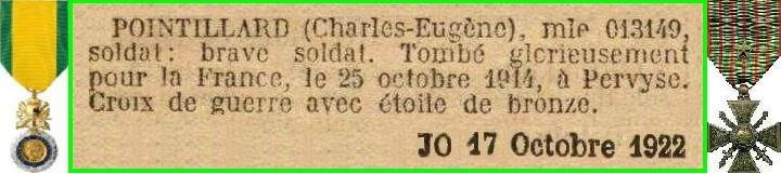 15 POINTILLART Charles