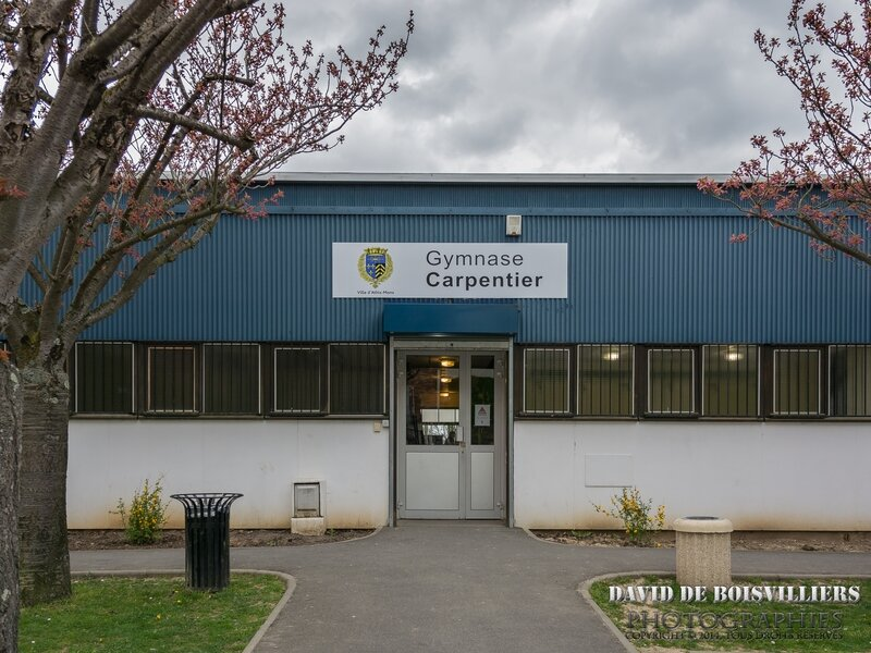 Gymnase Carpentier, Athis-Mons