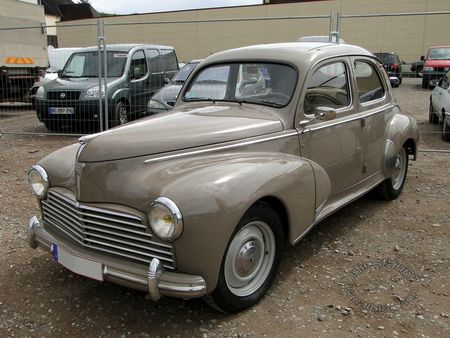 peugeot 203 berline luxe, 1950, bourse de soultzmatt 2012 3