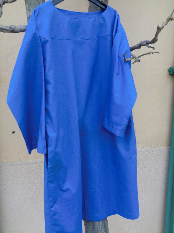Robe droite IPD 12 A 015