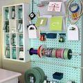 Idées pour une chambre de bricolage
