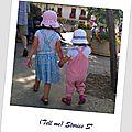 Vacances des petites #1