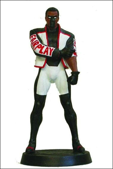 eaglemoss DC mr terrific