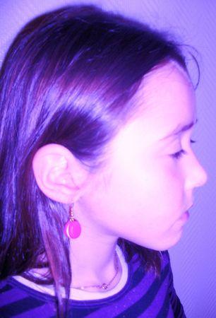 boucles d'oreilles macaron 001