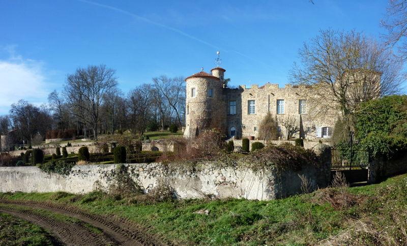 château de Sarlan